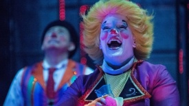 America's famous circus stages final show