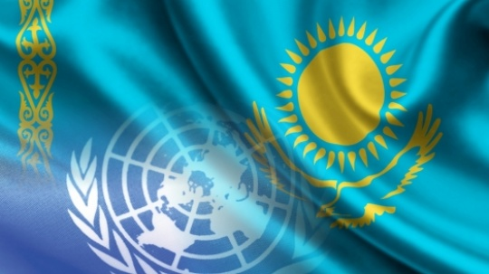 Kazakhstan's activities in UN