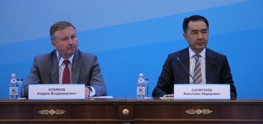 Kazakhstan and Belarus intend to increase the economic cooperation