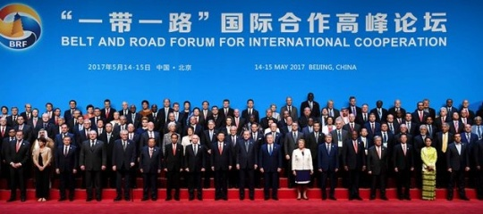 BEIJING HOSTS WORLD PEACE FORUM