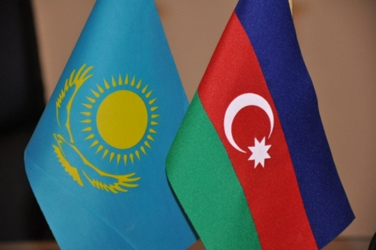 Kazakhstan and Azerbaijan adopted the road map of trade and economic cooperation for 2018-2020
