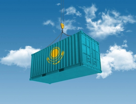 Kazakhstan is increasing its export of agricultural products