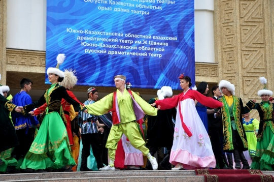 Republican ethnic theatres festival has come to an end in Astana
