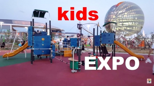 CHILD FRIENDLY EXPO TOWN