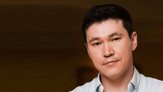 A book by Kazakh writer is one of the bestsellers in the US