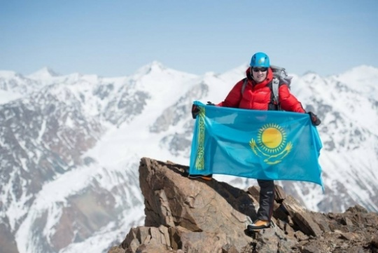 Kazakh climber to ascend Everest to mark Astana's 20th anniversary