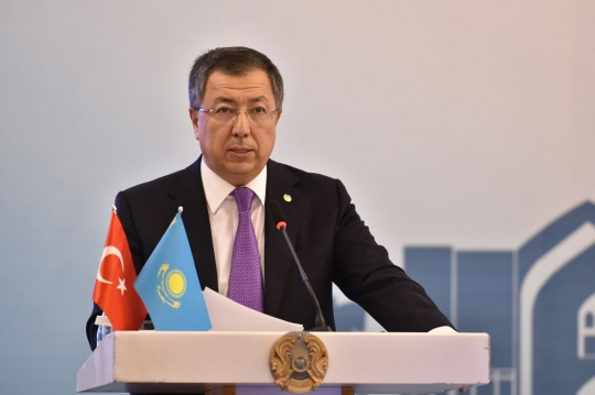 In Ankara employees of the Embassy of Kazakhstan organized the Forum of Turkish Intelligentsia