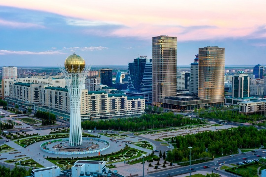 Astana is a center of peace and harmony