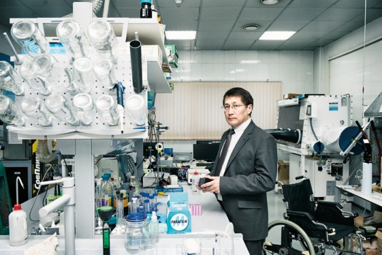 Scientists of Nazarbayev University invented innovative sulfur batteries