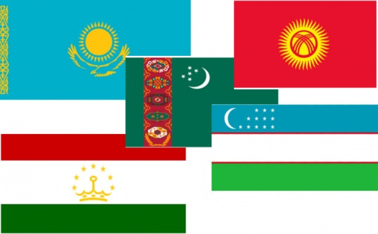 Review of events in Central Asia