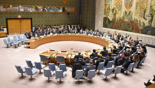 KAZAKHSTAN HEADS THREE UN SECURITY COMMITTEES