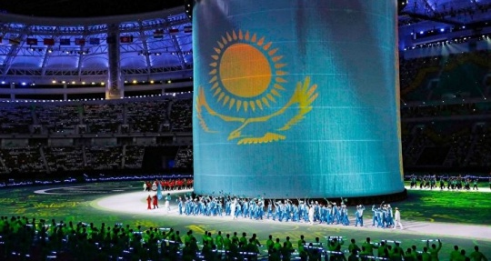 Kazakh athletes won seven medals on the sixth day of Asian Games