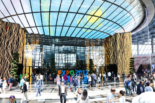 EXPO 2017 is the indicator of growth and development of Kazakhstan