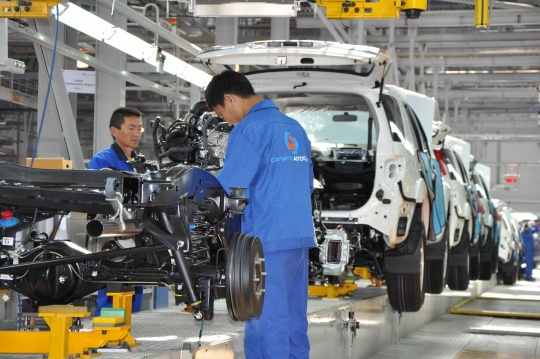 Kazakhstan will start assembling new generation electric cars in 2018