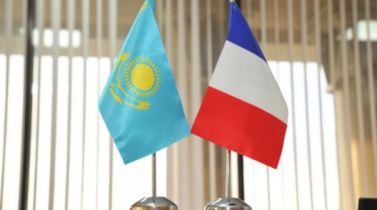 Kazakhstan and France intend to strengthen strategic partnership