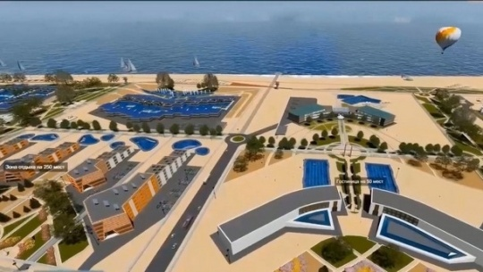 Large touristic project will be developed in Mangystau region