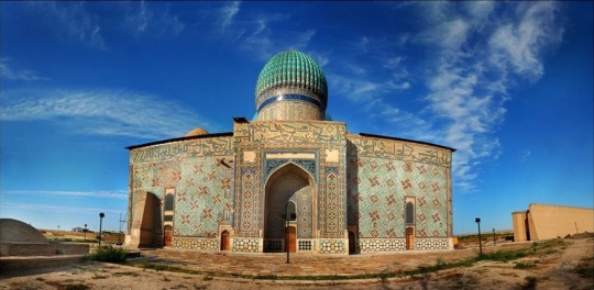 Turkistan justified the title of 'capital of culture' of the Turkic world