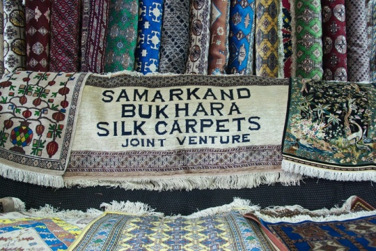 Carpets are a symbol of wealth and art as well as one of the oldest inventions of decoration