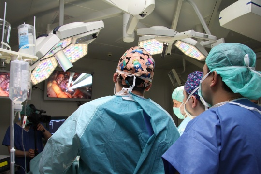 Surgical cryoablation has been first introduced in Central Asia