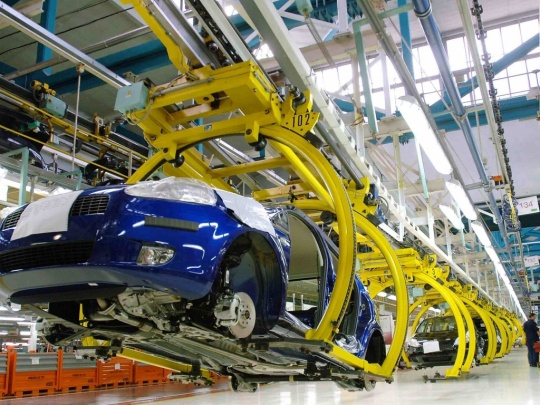 9,000 vehicles were manufactured in Kazakhstan in half a year