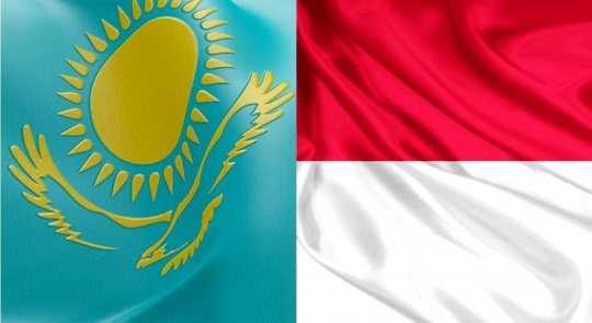 Trade turnover between Kazakhstan and Indonesia amounted to more than US$15 million