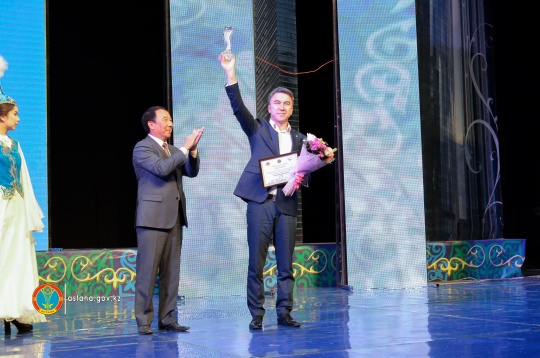 Astana hosted the 19th city festival of languages