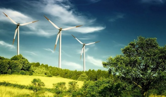 RENEWABLE SOURCES OF GREEN ENERGY
