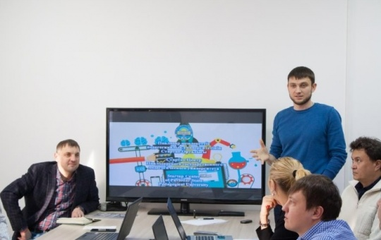 The IT HUB laboratory was opened in Pavlodar State Pedagogical University