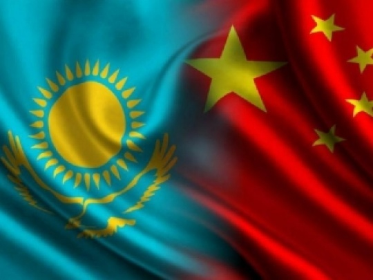 A new book on the Kazakh-Chinese relations is about to be published