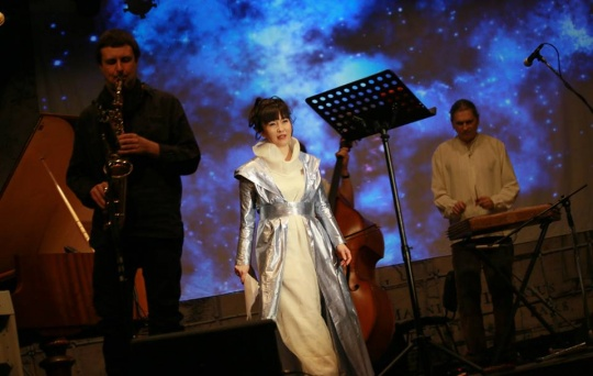 The project of the Kazakh singer has gained popularity in Europe