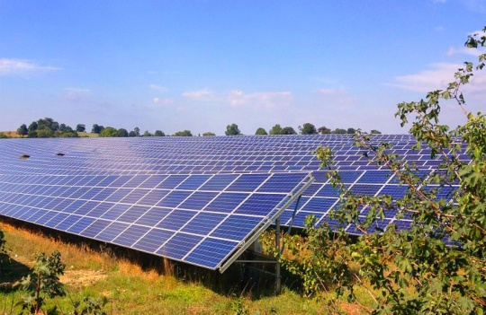Six new projects in the field of renewable energy will be launched by 2020 in the Zhambyl region