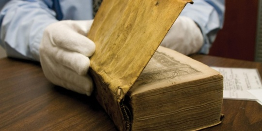 Book bound in human skin was presented at exhibition in Astana