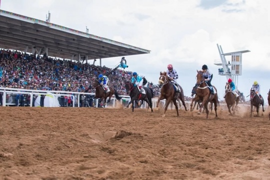 EXPO 2017 International Equestrian Sports Cup was held in Astana