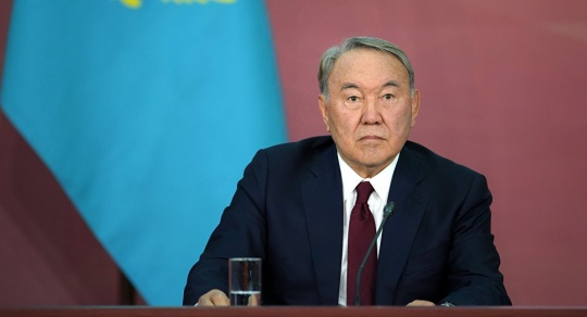 President Nursultan Nazarbayev's official visit to Finland starts today