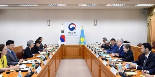 Kazakh-Korean Trade Turnover Amounted to US$2.7 within 6 Months of 2019