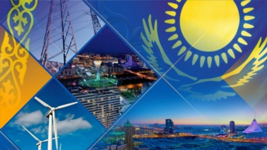 Kazakhstan is ranked 72nd in the international ranking of prosperity of countries