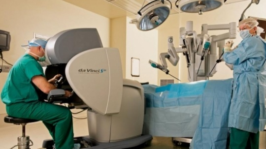 First robot-assisted surgery was conducted in Kazakhstan