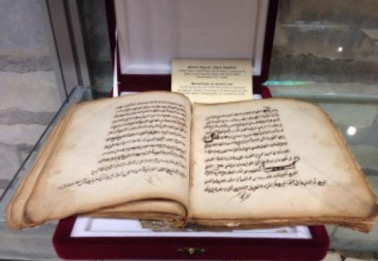 Unique artifacts showcased at islamic heritage exhibition