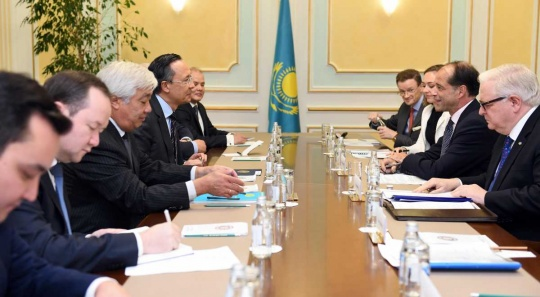 Kazakhstan and the United Kingdom: potential of trade and economic relations