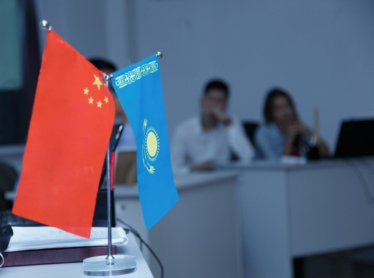Multilateral cooperation connects Kazakhstan and China