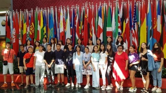 Kazakh Pupils Spent Vacation in China
