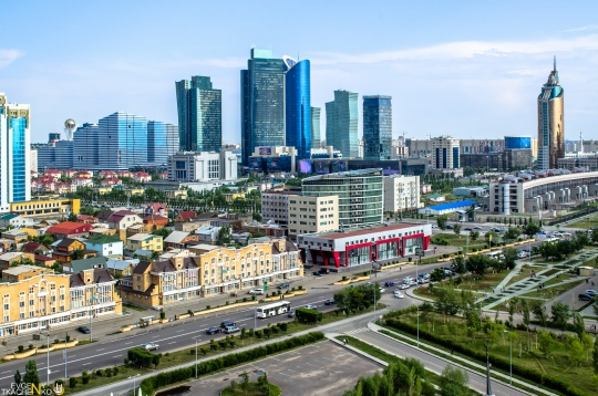 MOODY'S AFFIRMS ASTANA'S BAA3 RATING
