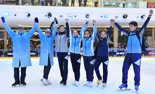 Kazakhstan won more than 50 vouchers for the Winter Olympic Games in South Korea