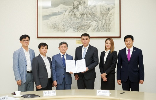 Partnership of broadcasting corporations of Kazakhstan and South Korea