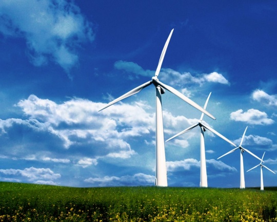 A wind power station will be built in the Burilinsky district of the West Kazakhstan region