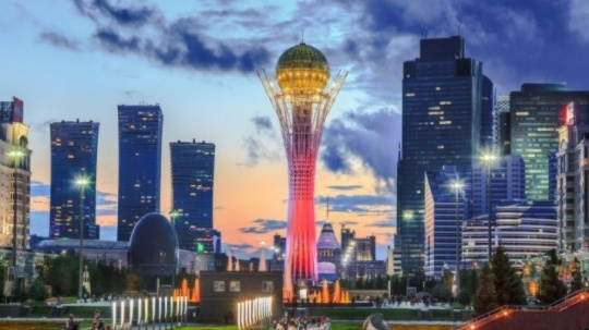 2.5 million people will live in Astana by 2050