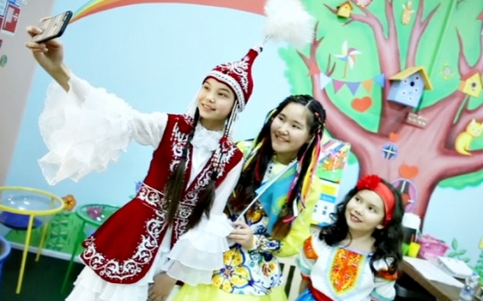 Kazakh singers succeed at international contest