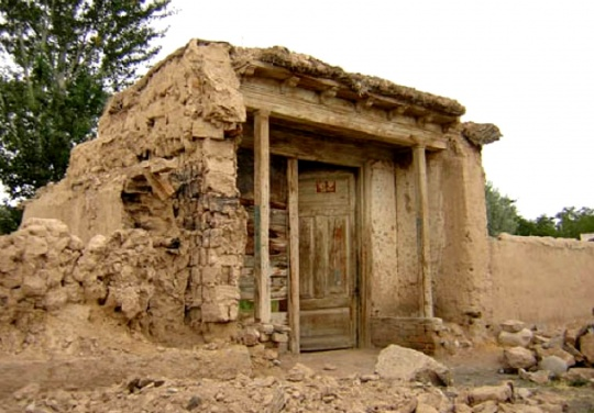 Mysterious village in South Kazakhstan attracted historians' attention
