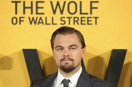 DiCaprio returns Brando Oscar as part of Malaysian laundering probe