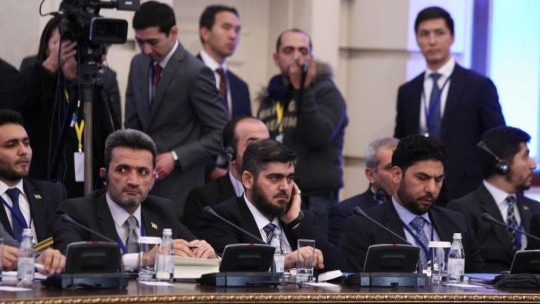 Astana process has led to progress in negotiations on the Syrian crisis
